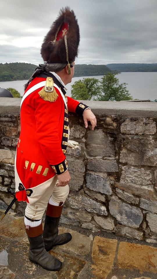Fort Ticonderoga 21 & 22 July