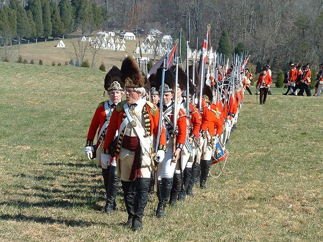Guilford Courthouse 12 - 13 March 2016