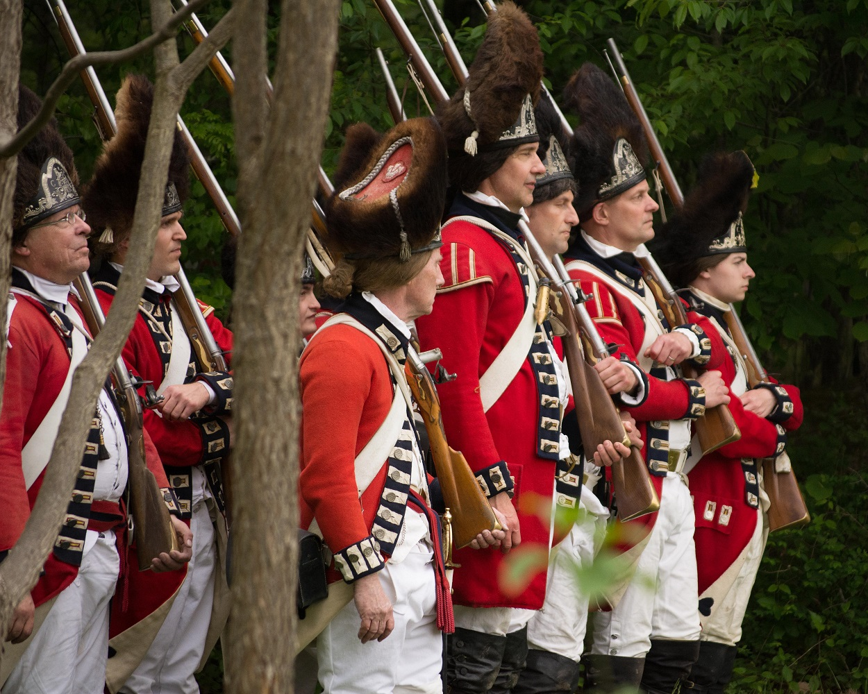 Mount Vernon 4 & 5 May