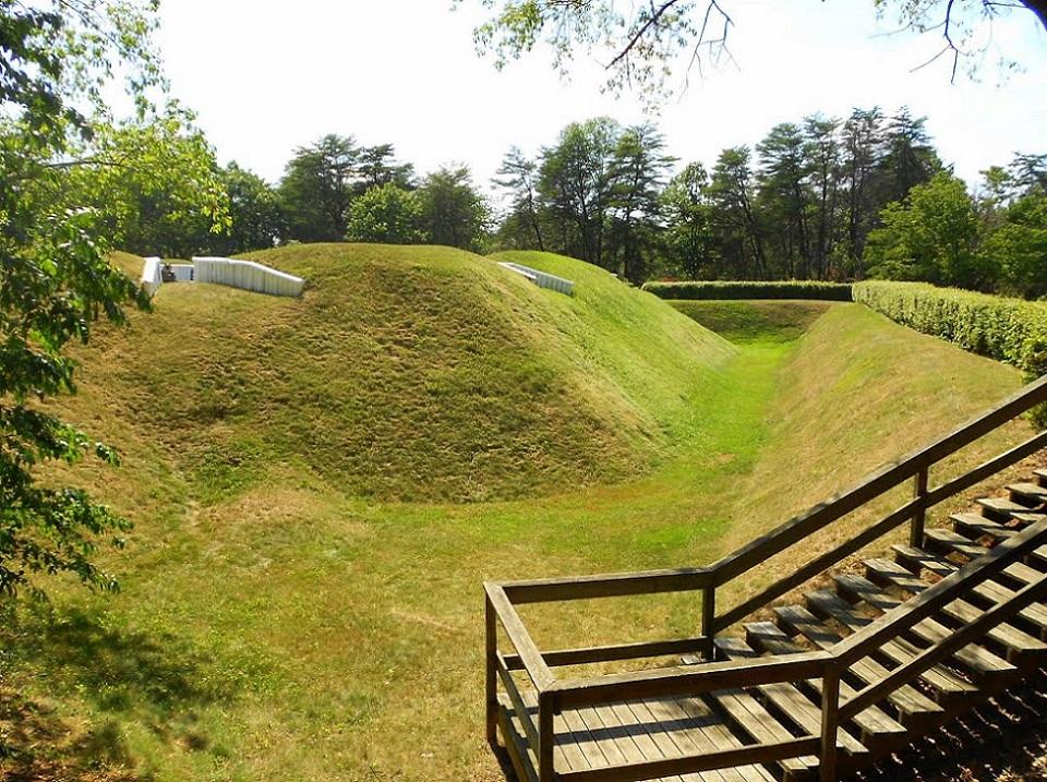 Fort Ward Park, Alexandria, VA 19 February