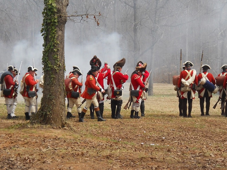 Guilford Courthouse, Greensboro, NC 18-19 March