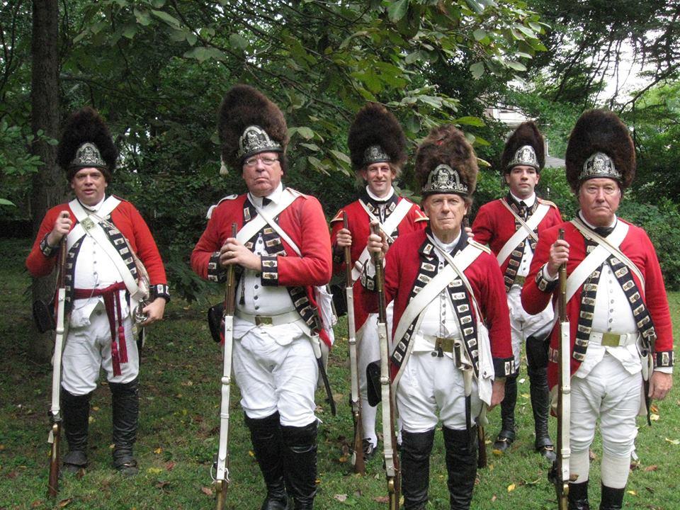 Battle of Germantown 6 October