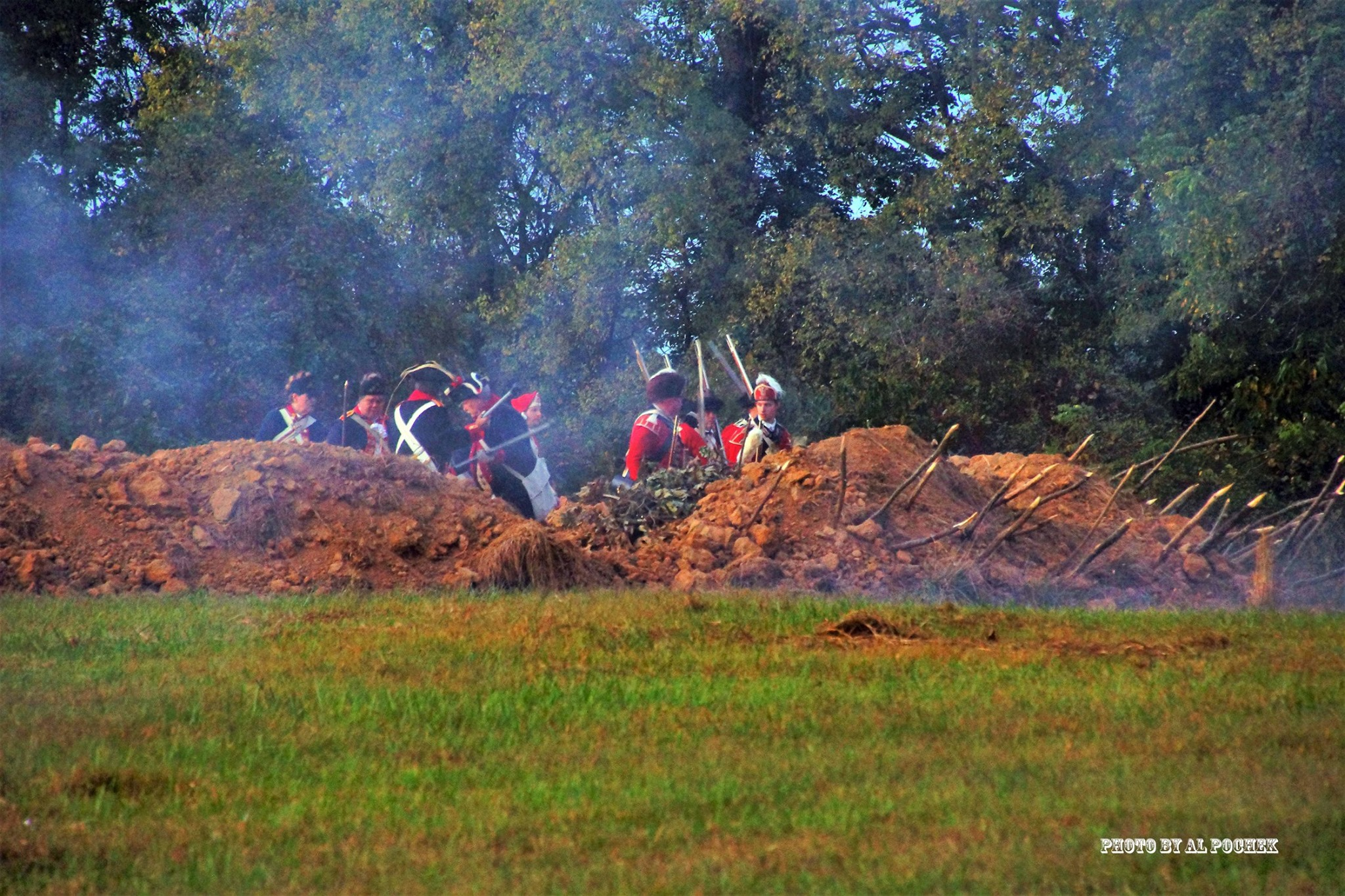 Fort Loudon 16 & 17 October 21